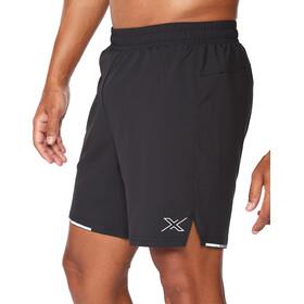 "2XU Aero 7"" Shorts Men, czarny"